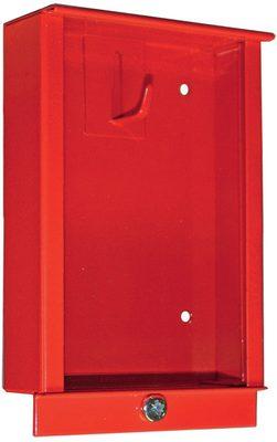 Brandnyckelskåp 1-krok