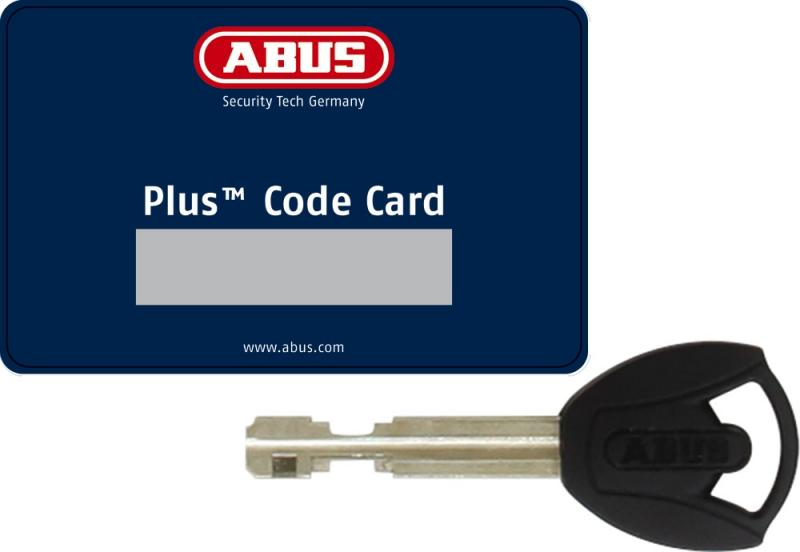 Nyckel ABUS Plus