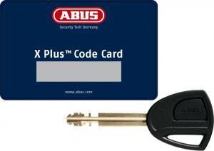 Nyckel ABUS X-plus