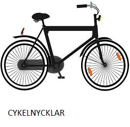 Cykelnycklar