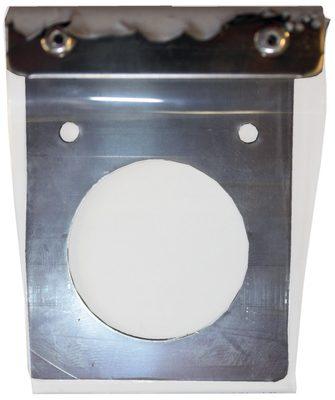 Väderskydd för cylinder