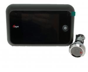 Elektroniskt Dörröga E-eye svart