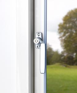 Fönsterhandtag BG293 Låsbart MKR
