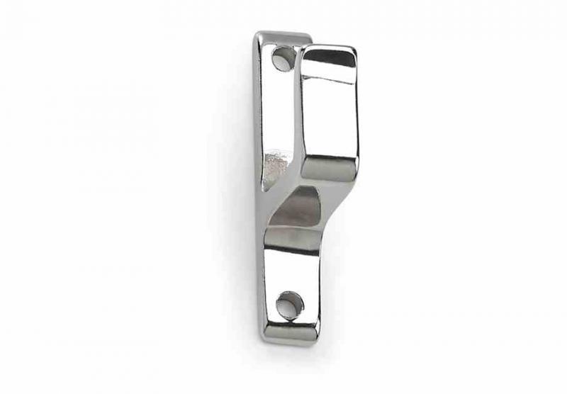 Fönstervredshake 25mm nickel