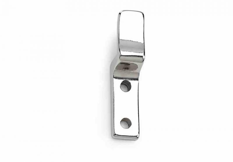 Fönstervredshake 10mm nickel
