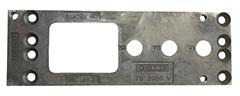 Geze TS2000 Montageplatta
