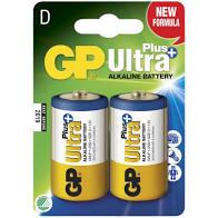 Batteri LR20 Ultra Plus 2-p
