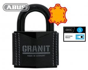 Abus Granit Hänglås 37/55 Limited Edition i läder