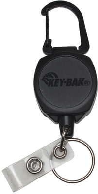 Key-Bak Hållare Sidekick med karbinhake