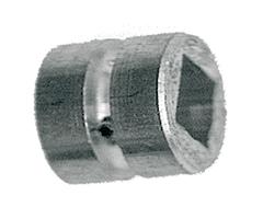 Handtagskoppling 833/16 -7mm