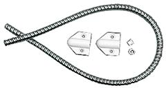 Kabelöverföring 6x500mm