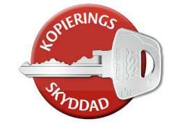 Kopieringsskyddad nyckel d12