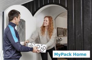 PostNord Mypack Home (tillägg för hemlevernas)