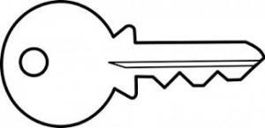 Nyckel offert