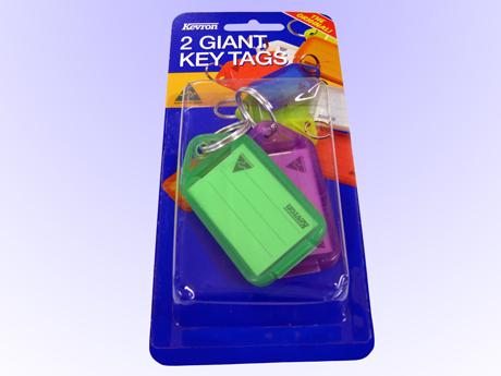 Nyckelbrickor Kevron BIG 2-p
