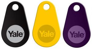 Nyckelbricka Yale Doorman