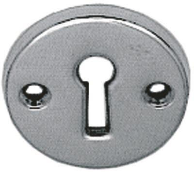 Nyckelskylt till garderobslås