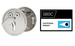 Nyckelskylt 9302 Assa