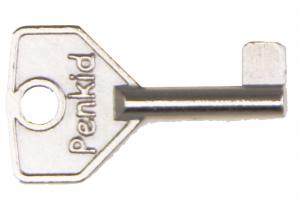 Nyckel till säkerhetsvajer Penkid