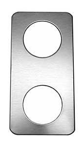 Täckskylt 70x140mm (PO160)