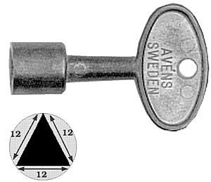 Trekantsnyckel PG 312 (PG 52)