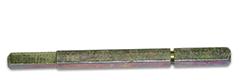 Fyrkantspinne 7x123x8mm med brytspår