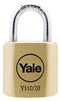 Yale Hänglås 110 20mm