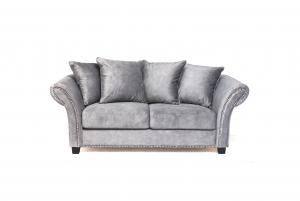 Atlanta 2-sits soffa | Light Grey