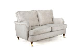 Howard Leeds Deluxe 2-sits soffa   Sand