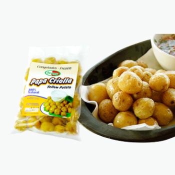 PAPA CRIOLLA (Gul Potatis)