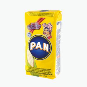 "HARINA PAN ""BLANCA"" NO GMO"