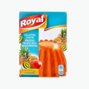 "GELATINA ROYAL ""FRUTAS TROPICALES"""