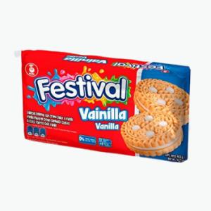 """FESTIVAL"""" VAINILLA"""""""