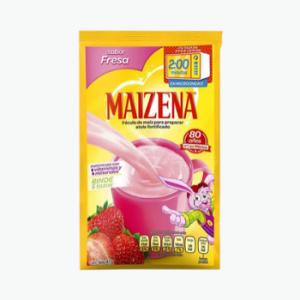Colada Maizena Fresa (Sobre)