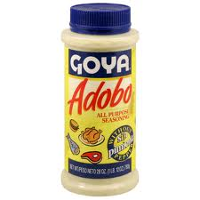 "ADOBO GOYA""SIN PIMIENTA"""