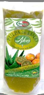LULO CON ALOE
