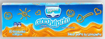 AREQUIPITO ALPINA x 10