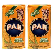 """HARINA PAN"""" AMARILLA"""" NO GMO"""