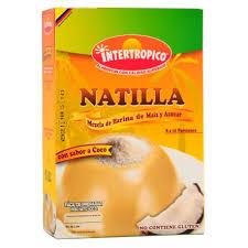 NATILLA CON COCO