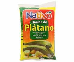 HARINA DE PLÁTANO