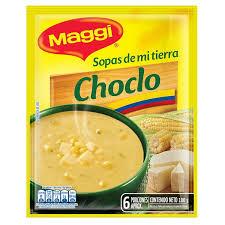 """SOPAS """"MAZORCA/CHOCLO"""""""