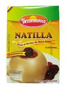 NATILLA TRADICIONAL