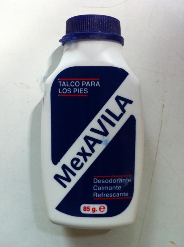 TALCOS MEXAVILA