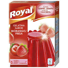 "GELATINA ROYAL  MIX""MARACUYA/FRESA"""