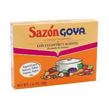 """SAZON"""" GOYA"""""""