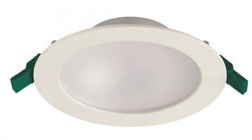 SYLVANIA START Downlight 175 15W/840 4000K 1525lm IP44/20 IK07 Min.Leverans:16st
