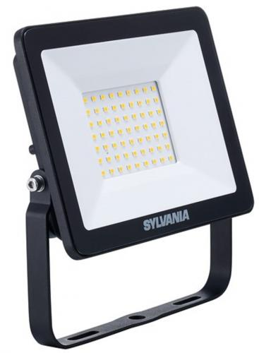 1st SYLVANIA START LED 50W/830 3000K 4500lm eco Flood Flat IP65  Min.Leverans:5st