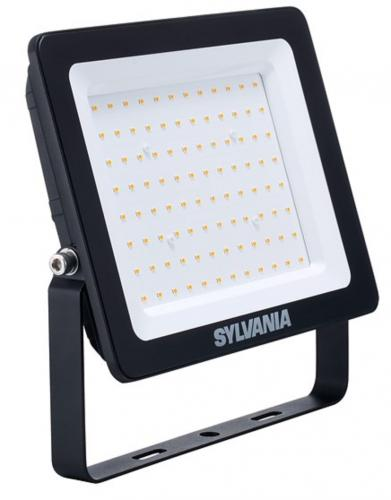 SYLVANIA START LED 70W/840 4000K 6500lm eco Flood Flat IP65  Min.Leverans:5st