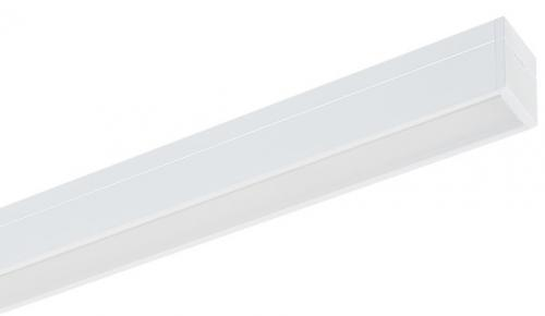 SYLVANIA Rana Linear DALI/Switch-Dim LED 25W/830 3000K 3075lm Opal IP20 IK07 vit