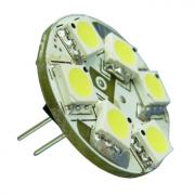LED-G4 back pin 10 - 30Vdc/10-18Vac 1,2W 2700K  80lm
